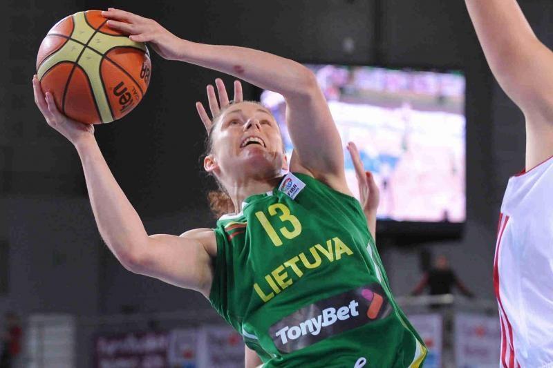 Europos čempionatas: lietuvės suklupo ketvirtfinalyje