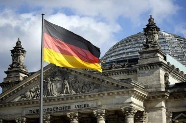 Vokietijos policija tiria įtariamą buvusio KGB agento