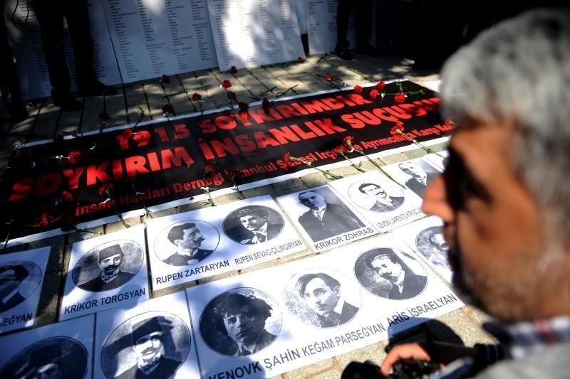 Armėnijoje minimos 98-osios genocido metinės