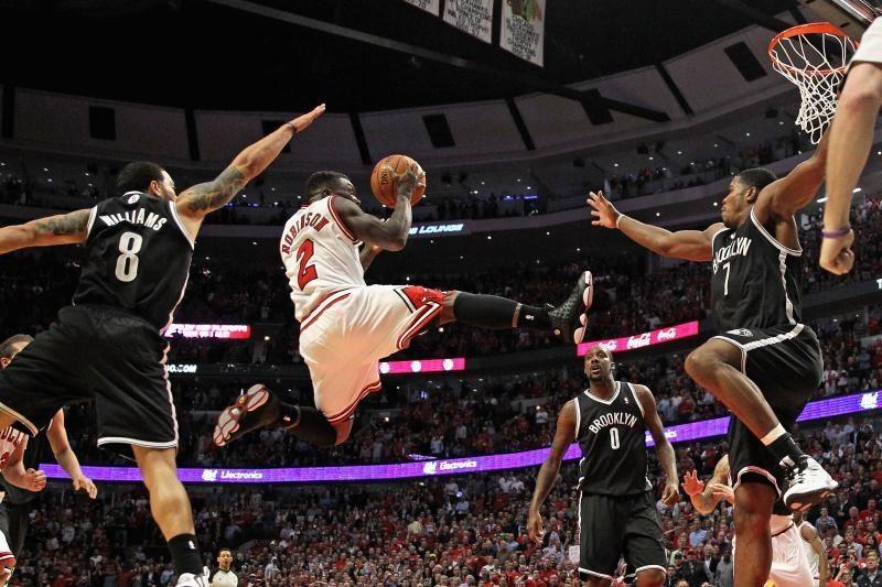 """Maksimali intriga: """"Nets"""" ir """"Bulls"""" prireiks septintųjų rungtynių"""