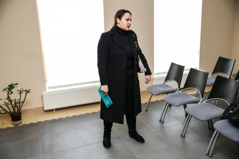 Iš čigonės siūloma atimti brangų butą Kauno centre