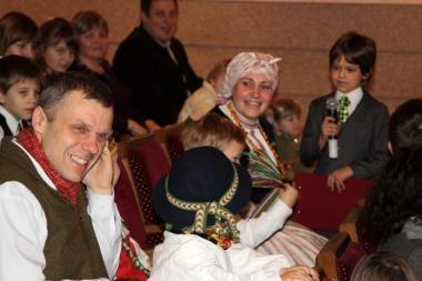 """Festivalis """"Čia visa Lietuva"""" kviečia prisiminti Tarptautinę šeimos dieną"""