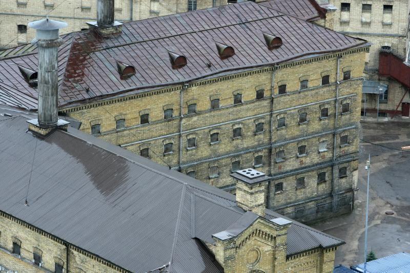Lukiškių ligoninėje – negyvas nuteistasis