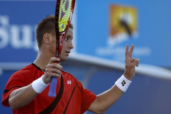 R. Berankis kovos su 59-ąją pasaulio teniso rakete X. Malisse'u