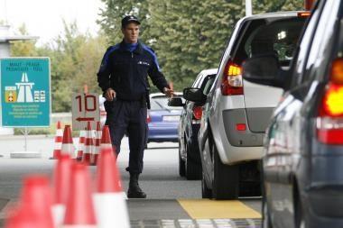 Šveicarijai leista prisijungti prie Šengeno erdvės