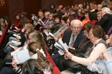 J.Vaitkus: Rusų dramos teatro situacija - kebli dėl riboto rusakalbių žiūrovų skaičiaus