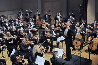"""""""Salve Musica"""": nuo pustuštės salės iki anšlago"""