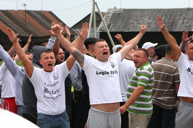 Lenkijoje sporto chuliganai muša net saviškius sportininkus