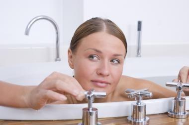 Šiaurinė Klaipėdos dalis be karšto vandens bus gegužę, pietinė - birželį