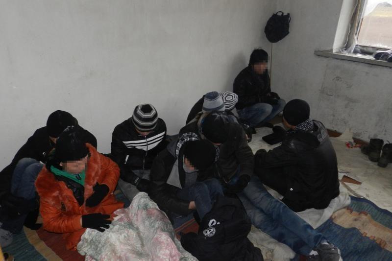 Pasienyje sulaikyta 20 migrantų iš Afganistano, Vietnamo ir Sirijos