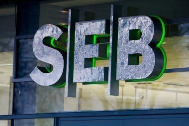 Brangs dalis SEB banko paslaugų, už pinigų įnešimą į sąskaitą daugumoje padalinių teks mokėti