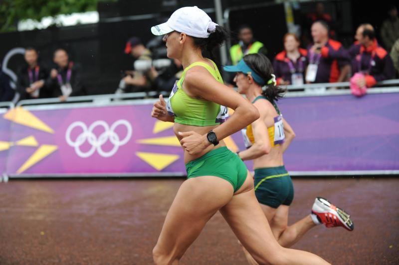 Lietuvos maratonininkės pateko į trisdešimtuką