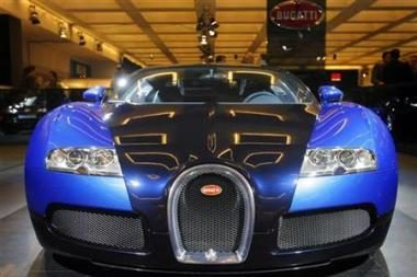 "Išsinuomok ""Bugatti Veyron"