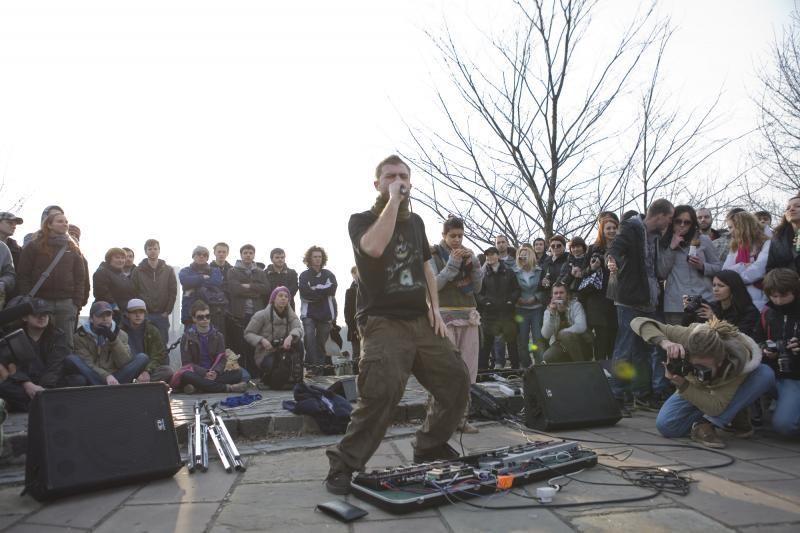 Atlikėjas Dub Fx vėl džiugins sostinės klausytojus