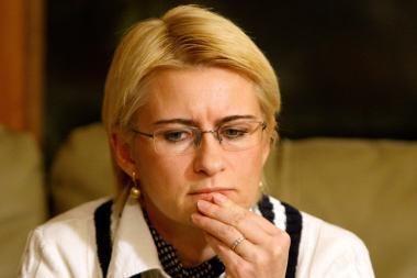 N.Venckienė iš Generalinės prokuratūros reikalauja 2 mln. litų (papildyta)