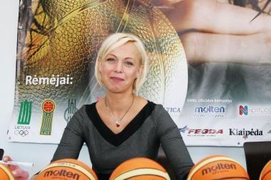 Moterų krepšinio lyga ieškos ir talentų, ir gražuolių