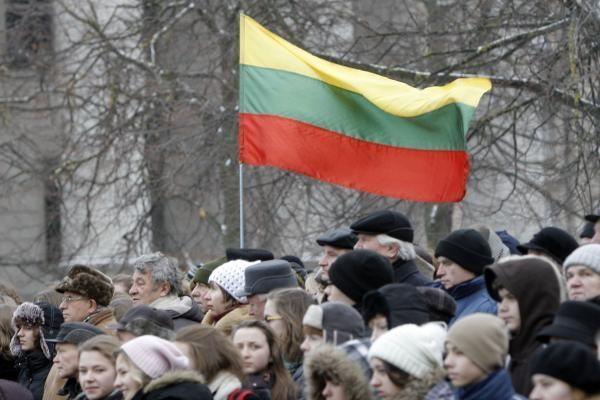 Prezidentė: prieš 20 metų Lietuva be ginklo laimėjo istorinę pergalę