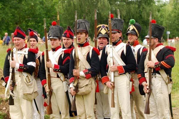 Ryškėja Napoleono žygio šventės kontūrai