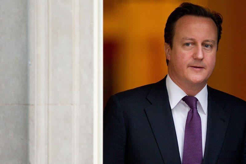 Britų spauda giria Camerono pažadą surengti referendumą