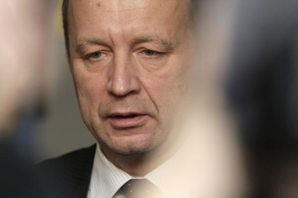 Premjeras: generalinis prokuroras nesprendė problemų