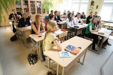 Prezidentas susirūpino mokytojų rengimu
