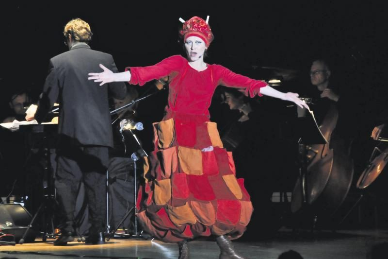 Karvytė Sofija kviečia muzikuoti kartu Klaipėdos koncertų salėje