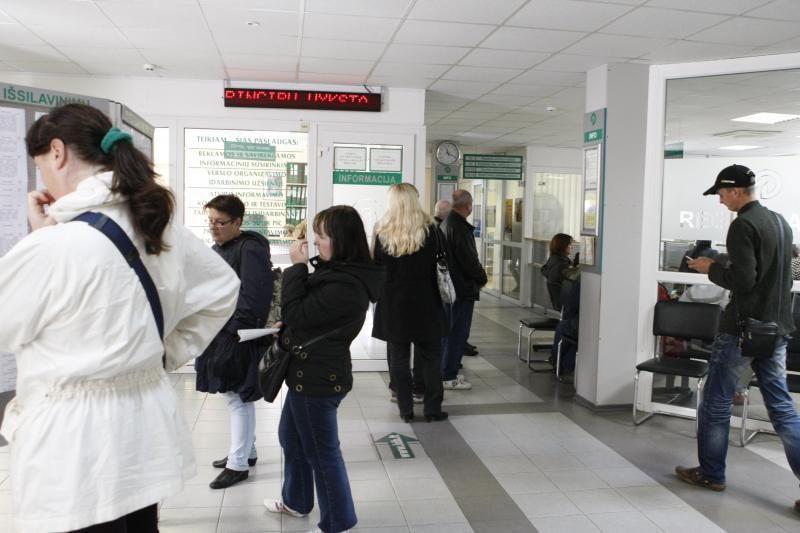 Klaipėdos darbo biržoje registruotos laisvos vietos