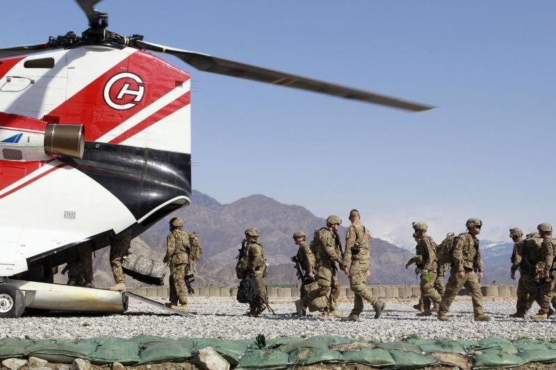 JAV Prezidentas: kariai iš Afganistano išvyks iki 2014-ųjų pabaigos