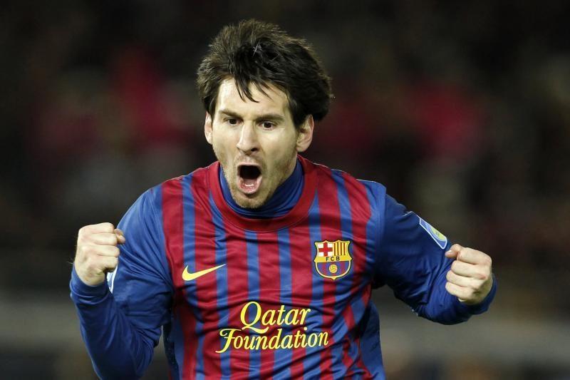 L.Messi - geriausias Argentinos sportininkas