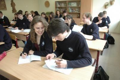 Mokyklos aktyviai domisi mokslu