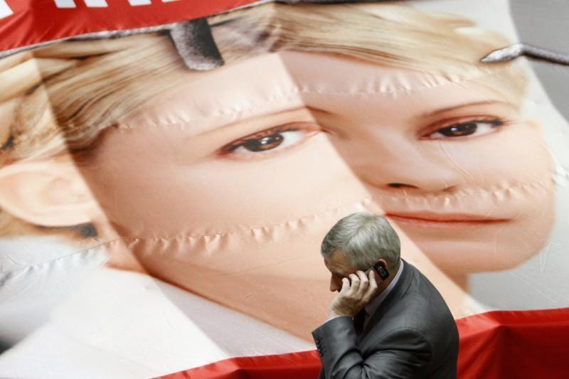 Ukrainoje kalinama Tymošenko negalės gydytis užsienyje