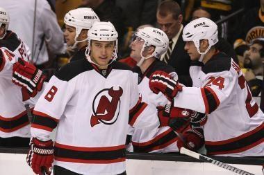 Penktasis D.Zubraus komandos pralaimėjimas NHL pirmenybėse