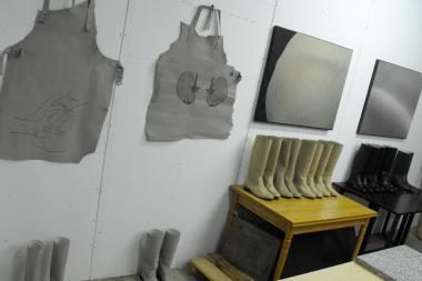 """""""Kultūrpolyje"""" – meninio odos tyrinėjimo laboratorija"""