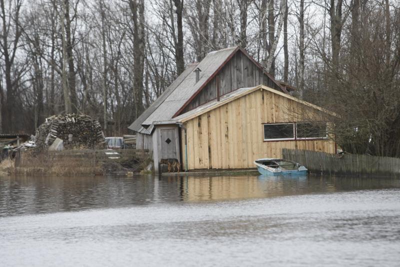 Kariuomenė žada teikti pagalbą savivaldybėms potvynio atveju