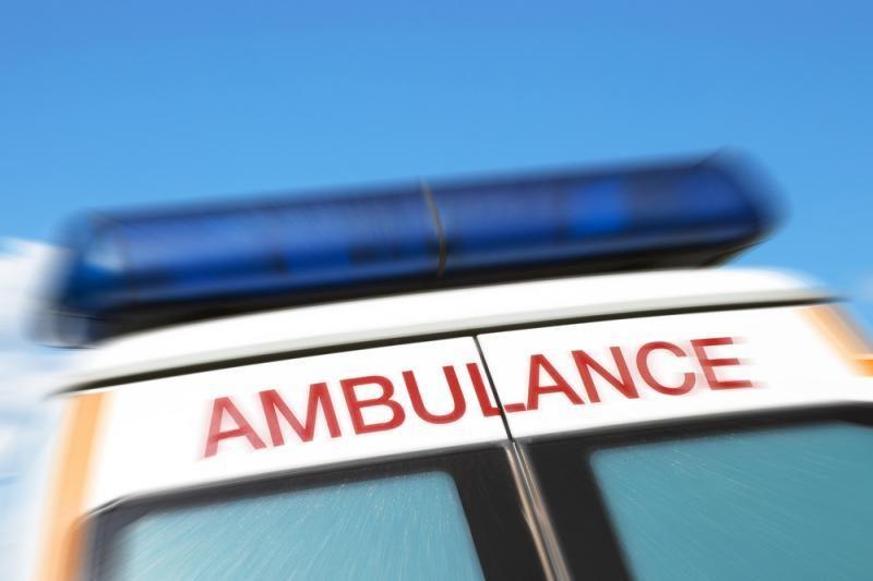 Bandydamas apsaugoti vaiką, vairuotojas patyrė avariją