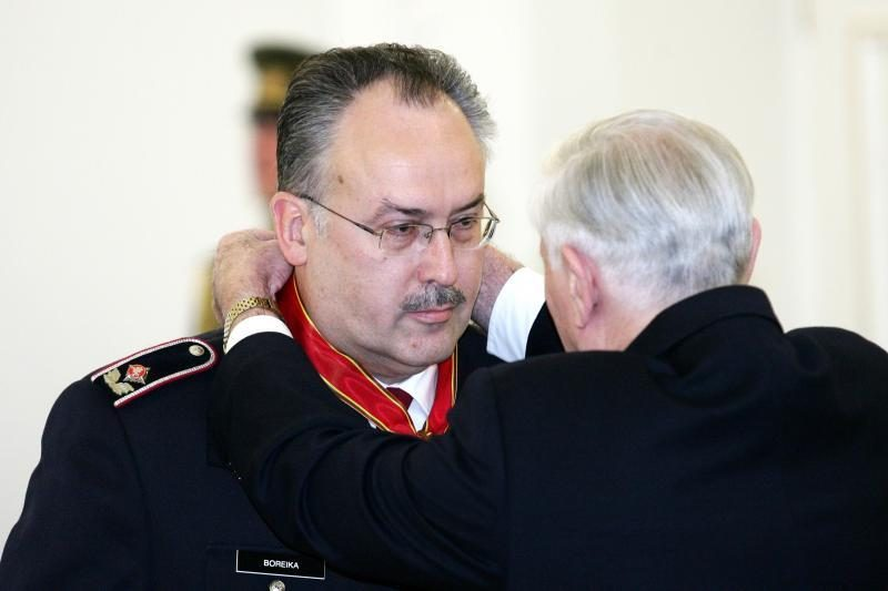 Įtarimų buvusiam FNTT vadovui R.Boreikai nepateiks