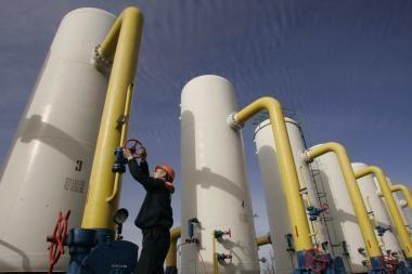 Baltarusiai alternatyvių dujų kelių ieško Lietuvoje