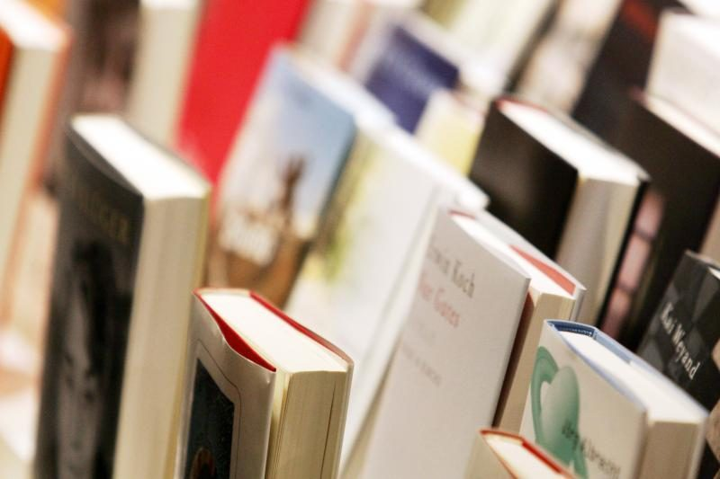 Spalvota spalvota, arba Kęstutis Navakas apie knygas