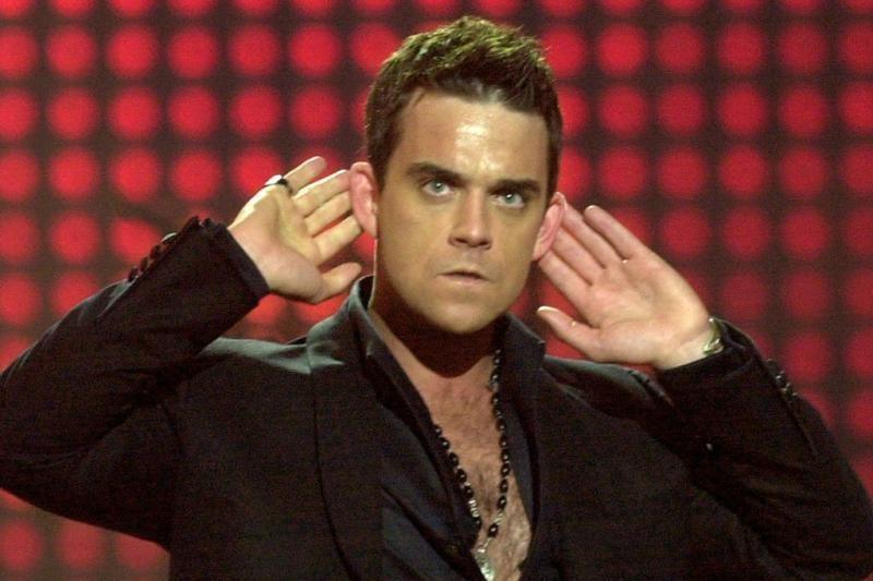 Dainininkas Robbie Williamsas taps tėvu