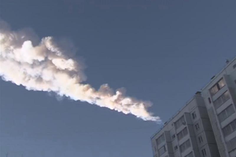 Čeliabinsko meteoritas: jo vizitą numatyti buvo įmanoma?
