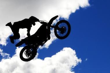 Laisvojo stiliaus motokrosas Vilniuje nukeliamas į lapkričio mėnesį