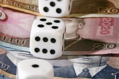 Visų gaunamų valstybinių pensijų suma negalės viršyti 2824 litų