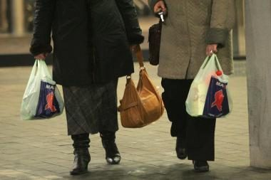 Lietuvos vartotojų nuotaikos spalio mėnesį pablogėjo