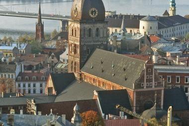 Latvijos bankas pernai gavo 38 proc. daugiau pelno