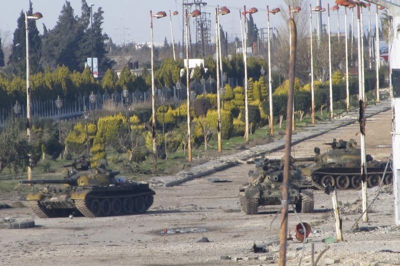 Sirija atmetė pasiūlymą įvesti taikdarių pajėgas