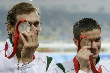 Olimpiečių premijoms – beveik 3 mln. litų