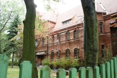 Įamžins istorinio pastato 100-metį