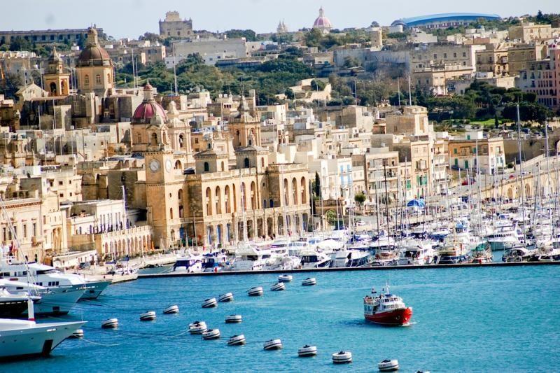 VRM darbuotojai anglų kalbos įgūdžius tobulina Maltoje