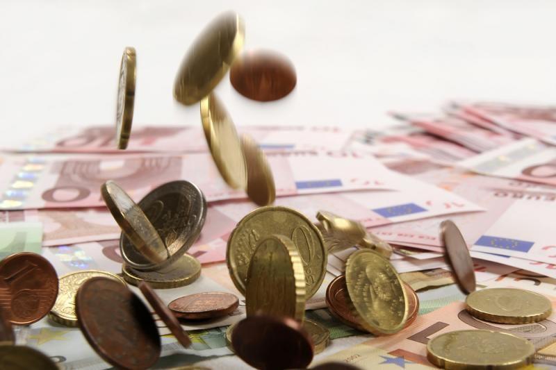 Lietuvoje gali būti platinami netikri eurai