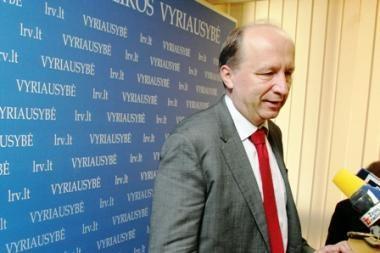 Premjeras: 2010 m. Lietuva sėkmingai siekė užsienio politikos tikslų